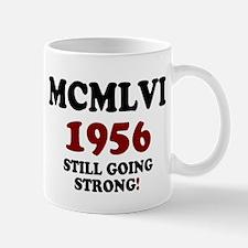 ROMAN NUMERALS - MCMLVI - 1956 - STILL GOING STRO