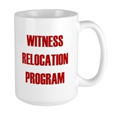 Witness Relocation Mug