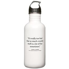 The Catcher in the Rye Ch 9 Water Bottle