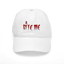 Bite Me design Cap