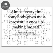 The Catcher in the Rye Ch 7 Puzzle