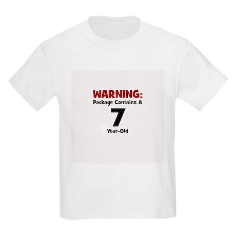 7 Kids T-Shirt