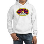 Tibet Hooded Sweatshirt