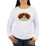 Tibet Women's Long Sleeve T-Shirt
