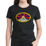 Tibet Women's Dark T-Shirt
