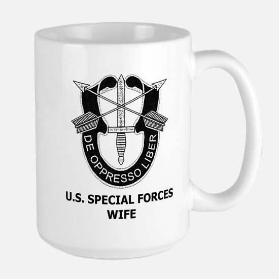 Special Forces Wife Mugs