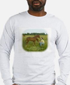 Swapping Spirits Long Sleeve T-Shirt