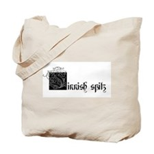 [F]innish Spitz Tote Bag