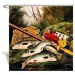 Brook Trout Shower Curtain
