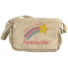 Outta This World Paraeducator Messenger Bag