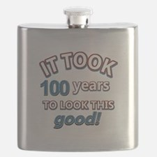 It took 100 years to look this good Flask