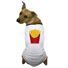 French Fries Dog T-Shirt