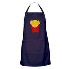 French Fries Apron (dark)