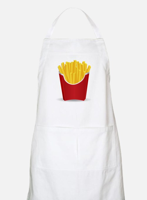 French Fries Apron
