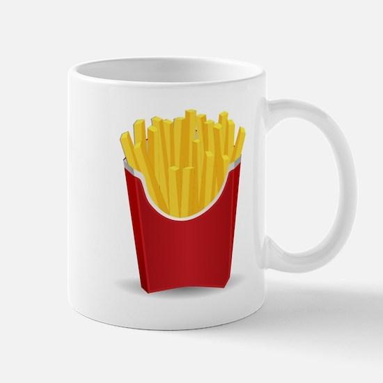 French Fries Mugs