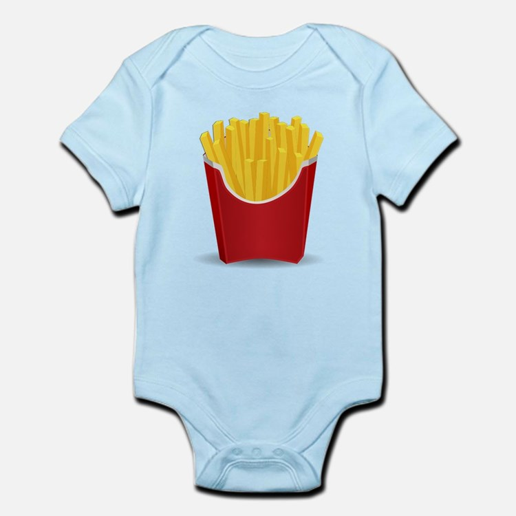 French Fries Body Suit