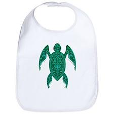 Cute Sea turtles Bib