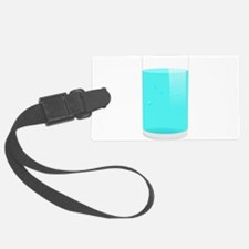 Glass of Water Luggage Tag