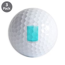Glass of Water Golf Ball