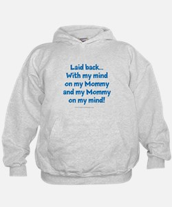 MindOnMyMommy2 Hoodie