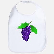 Grapes Bib