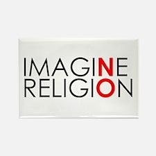 Cute Agnosticism Rectangle Magnet (100 pack)
