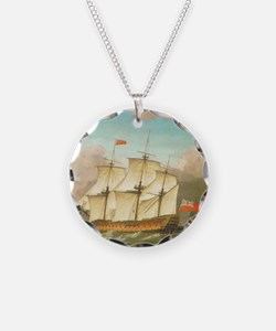 HMS Victory by Monamy Swaine Necklace