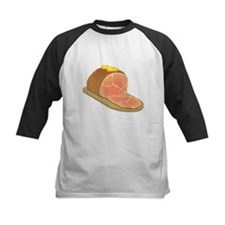 Sliced Ham Baseball Jersey