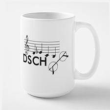 Shostakovich: DSCH Mugs