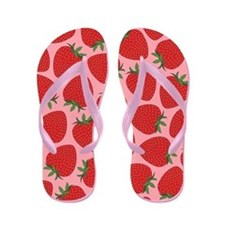 Strawberries, Flip Flops