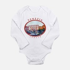 Sestiere Santa Croce | Long Sleeve Infant Bodysuit