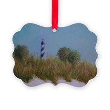 ST. AUGUSTINE LIGHTHOUSE VIEW Ornament