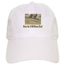 One In A Million Dad Baseball Cap