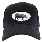 sumatran rhino Black Cap