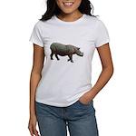 sumatran rhino Women's T-Shirt