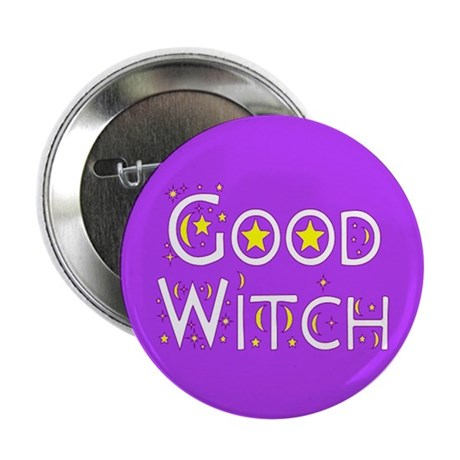 GOOD WITCH... Button
