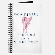 I'm a Piglet Journal