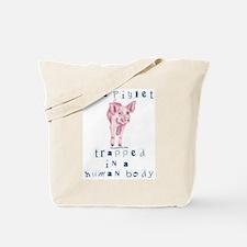 I'm a Piglet Tote Bag