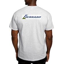 Gerrard Ash Grey T-Shirt