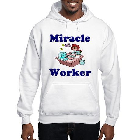 Secretary Hooded Sweatshirt