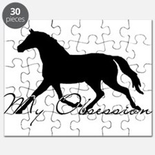 Horse Obsession Puzzle