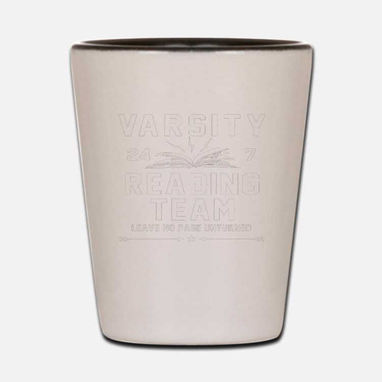 Cute Varsity Shot Glass