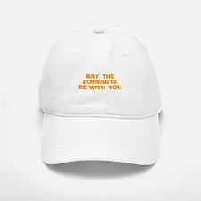 MAY-THE-SCHWARTZ-star-orange Baseball Baseball Baseball Cap