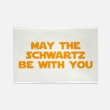 MAY-THE-SCHWARTZ-star-orange Magnets