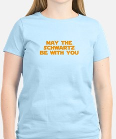 MAY-THE-SCHWARTZ-star-orange T-Shirt