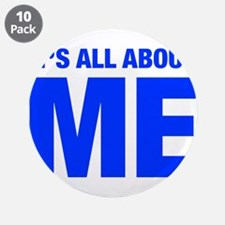"ITS-ME-HEL-BLUE 3.5"" Button (10 pack)"