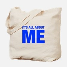 ITS-ME-HEL-BLUE Tote Bag