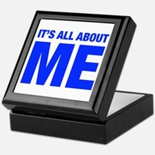 ITS-ME-HEL-BLUE Keepsake Box