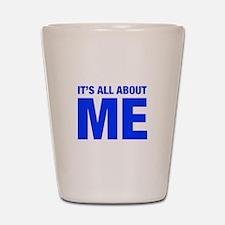 ITS-ME-HEL-BLUE Shot Glass