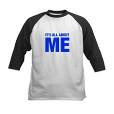 ITS-ME-HEL-BLUE Baseball Jersey